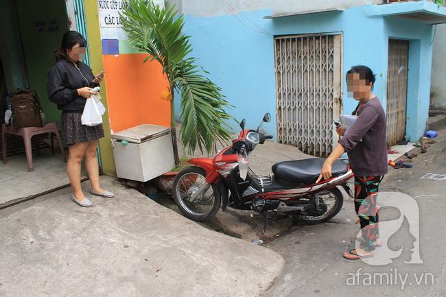 Bình Tân, TP.HCM: Bé gái 3 tuổi nghi bị bắt cóc nói có ông già dẫn đi mua kẹo - Ảnh 3.