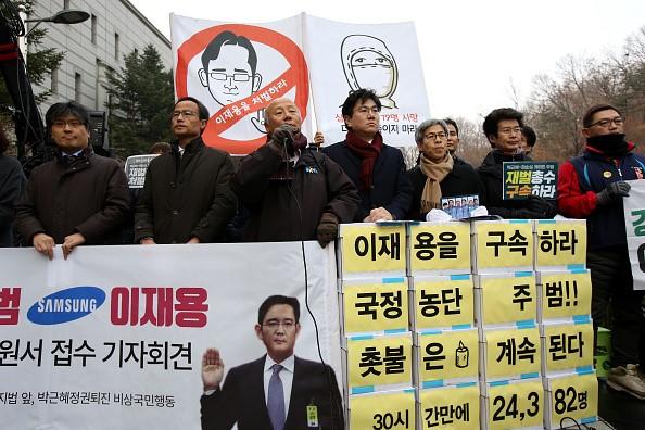 Thái tử Samsung: Cú vấp ngã trước ngưỡng cửa quyền lực - Ảnh 3.
