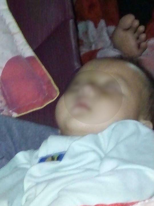 Người phụ nữ bế em bé 3 tháng tuổi trên xe khách bị đưa về đồn công an vì nghi bắt cóc - Ảnh 3.