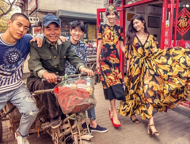 Dolce & Gabbana bị cư dân Trung Quốc chỉ trích vì bôi xấu hình ảnh quốc gia trong loạt hình mới nhất - Ảnh 3.