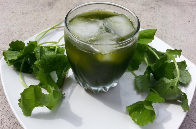 Đừng tưởng uống nước rau má kiểu gì cũng được: Sai cách có thể khiến bạn mất mạng - Ảnh 3.