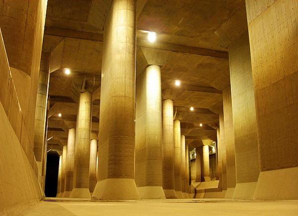 Điện thờ Pantheon dưới lòng đất Tokyo: Hệ thống thoát nước vĩ đại mang niềm tự hào của Nhật Bản - Ảnh 12.