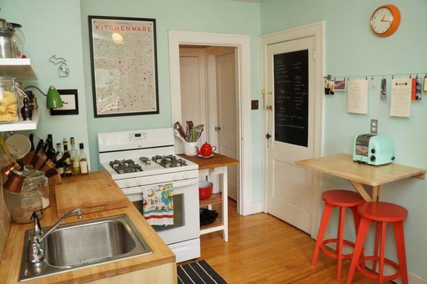 15 ý tưởng trang trí nhà bếp trong mơ dành cho bạn - Ảnh 4.