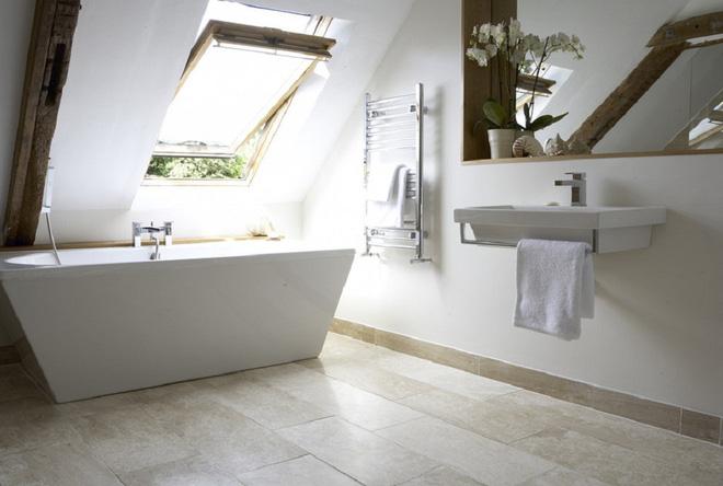 14 thiết kế phòng tắm gác mái vừa nhìn qua đã thích ngay - Ảnh 5.