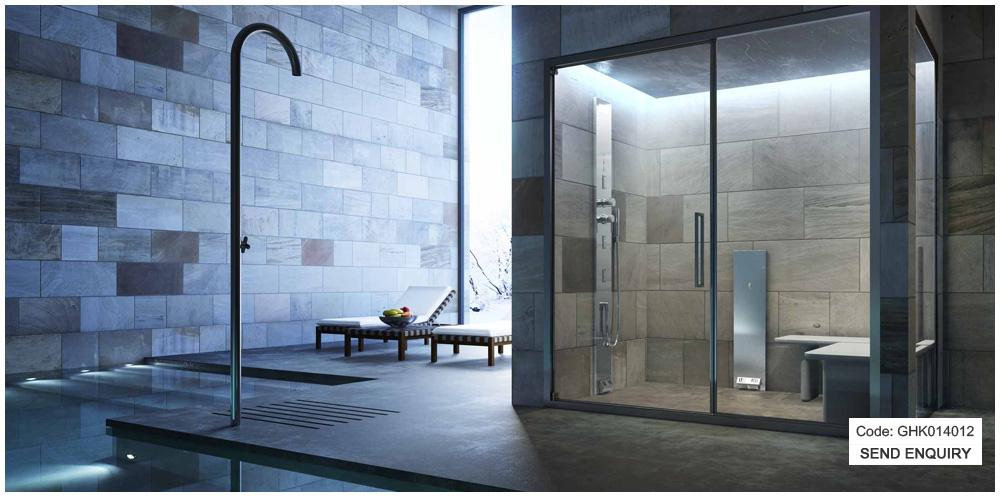 15 phòng tắm với phong cách tối giản mà vẫn cuốn hút - Ảnh 5.