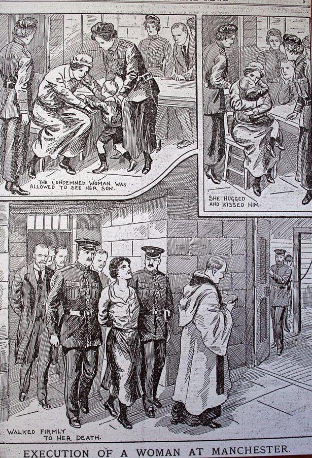 Hơn 100 năm, địa điểm này đã chứng kiến 100 người bị hành hình, 4 trong số đó là những nữ sát nhân máu lạnh - Ảnh 2.