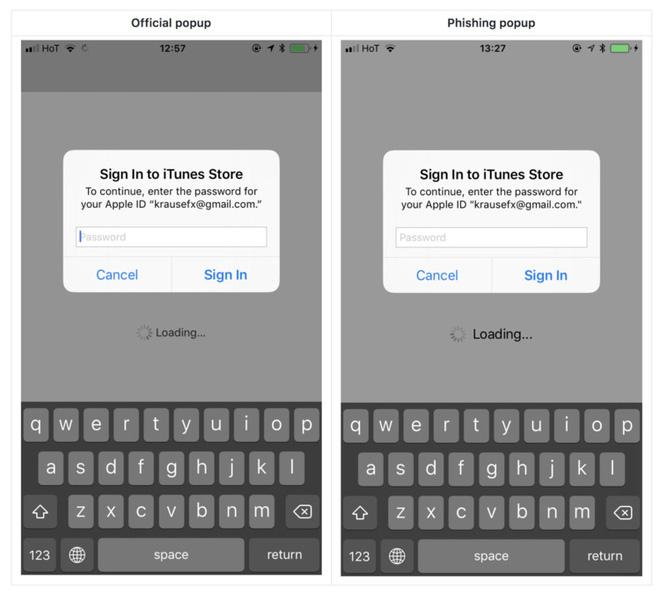 Cách thức đánh cắp mật khẩu Apple ID mới hoạt động như thế nào và biện pháp phòng tránh - Ảnh 3.