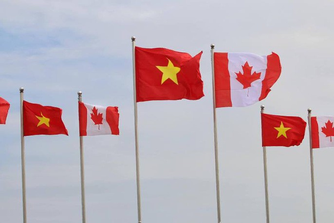 Chuyên cơ chở Thủ tướng Canada Justin Trudeau tới Hà Nội - Ảnh 4.