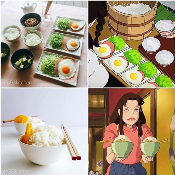 Bà nội trợ tài ba biến đồ ăn trong hoạt hình Ghibli ra đời thực - Ảnh 5.
