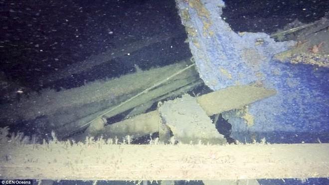 Tìm thấy xác tàu Titanic Chile bí ẩn sau 95 năm mất tích dưới đáy biển - Ảnh 3.