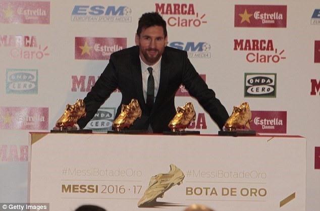 500.000 bảng/tuần vẫn ít so với tầm vóc của Messi - Ảnh 3.