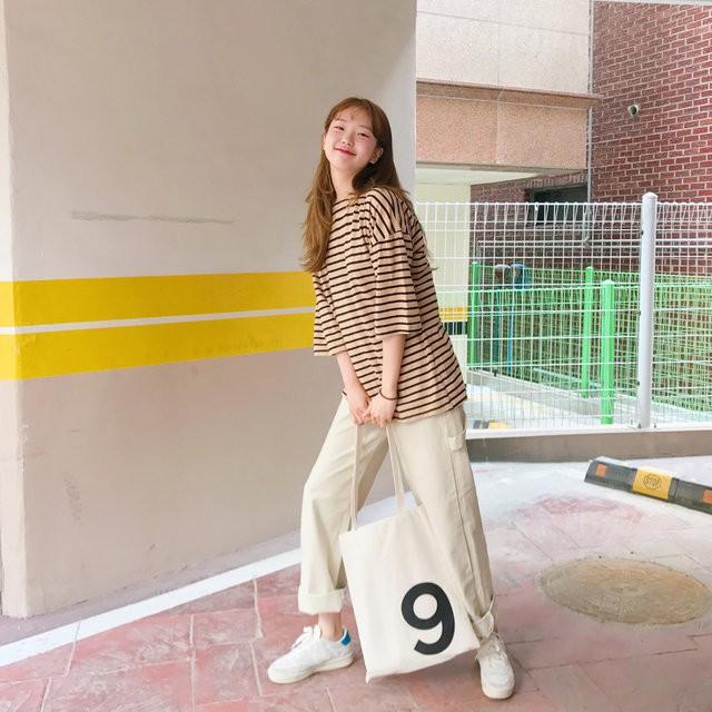 Cô bạn Hàn Quốc xinh xắn chứng minh mắt một mí vẫn thừa dễ thương! - Ảnh 4.