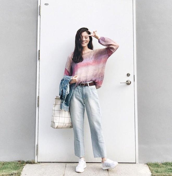 """Quên quần jeans trơn đi, còn đến 5 kiểu quần vừa đẹp vừa chất này mà các nàng nên """"bỏ túi"""" ngay - Ảnh 3."""