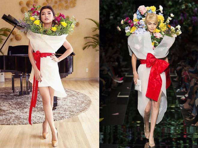 Năm 2017, Ngọc Trinh xứng đáng là Nữ hoàng váy nhái của showbiz Việt - Ảnh 21.