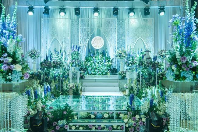 10 đám cưới Việt trong năm 2017 không phải của sao showbiz nhưng cực kỳ xa hoa khiến MXH nô nức chỉ dám nhìn không dám ước - Ảnh 21.