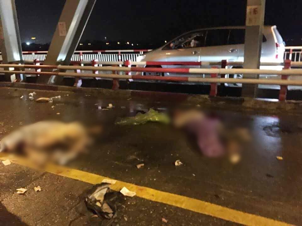 3 người thương vong sau tai nạn nghiêm trọng trên cầu Chương Dương trong đêm - Ảnh 2.