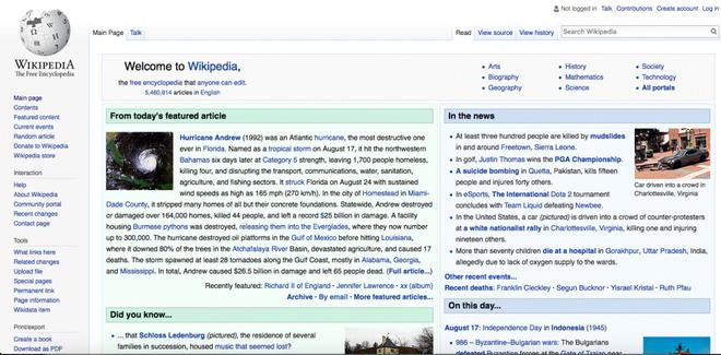 So sánh giao diện của những website nổi tiếng: ngày xưa và bây giờ - Ảnh 24.