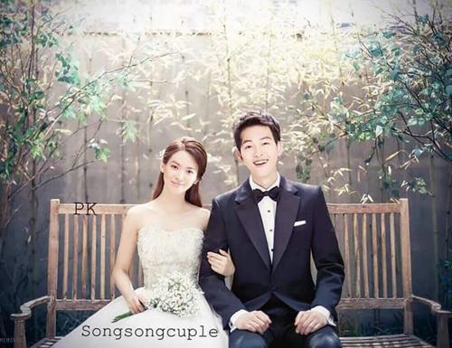 Chưa kết hôn, Song - Song đã có bộ ảnh cưới và album ảnh gia đình bên quý tử đầu lòng không thể chất hơn! - Ảnh 26.
