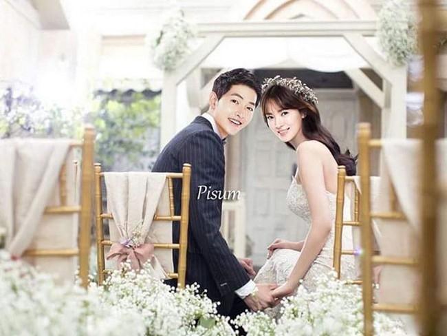Chưa kết hôn, Song - Song đã có bộ ảnh cưới và album ảnh gia đình bên quý tử đầu lòng không thể chất hơn! - Ảnh 27.
