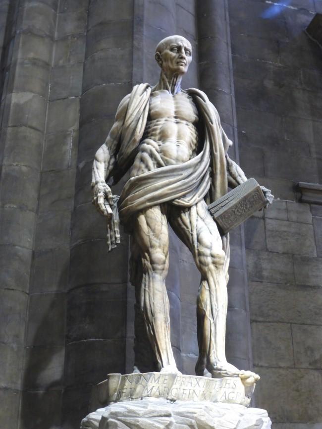 7 bức tượng khiến bạn vừa có cảm giác thích thú, vừa rùng mình run sợ - Ảnh 9.