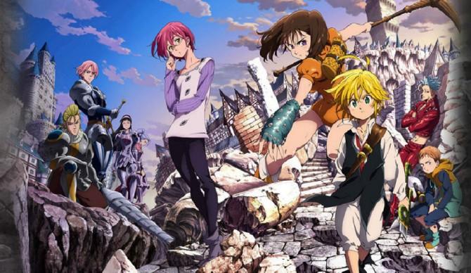 7 loạt anime bạn không thể bỏ qua trong năm nay! - Ảnh 4.