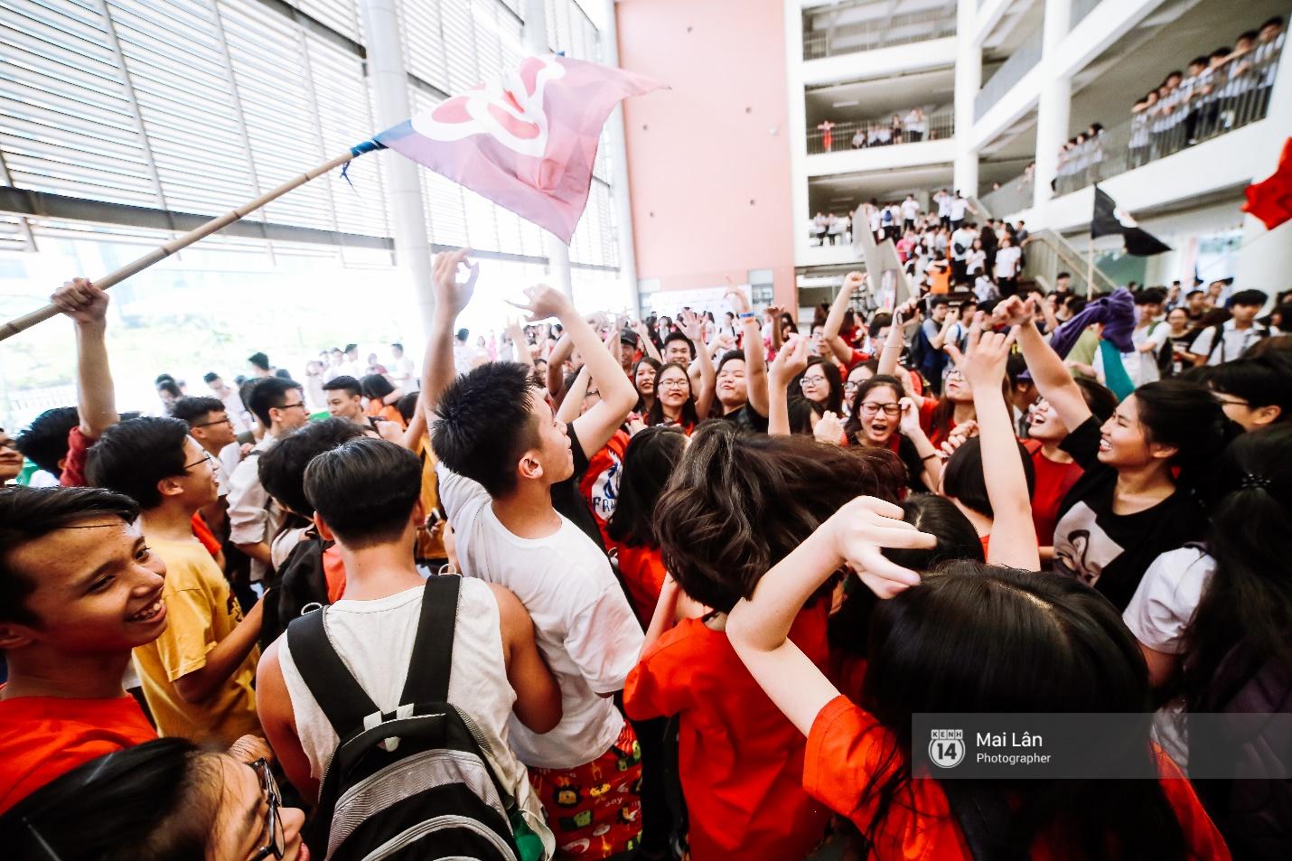 """NHAT'17: Teen Ams trổ tài diễn xuất, vũ đạo """"đỉnh cao"""" với Ngày Hội Nhạc Kịch Port to Oland! - Ảnh 10."""