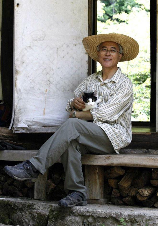 Tổng thống Moon Jae In tiết lộ về Đệ nhất Mèo Hàn Quốc - Ảnh 4.