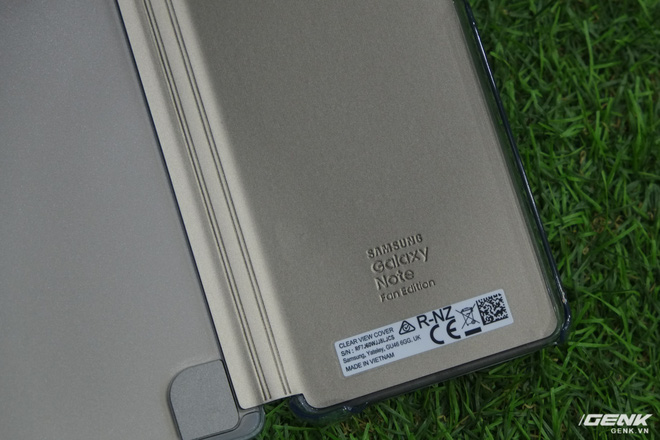 Mở hộp Galaxy Note Fan Edition (Note 7 FE) tại VN: Vẫn rất tốt, nhưng kém hấp dẫn với giá 16 triệu - Ảnh 4.