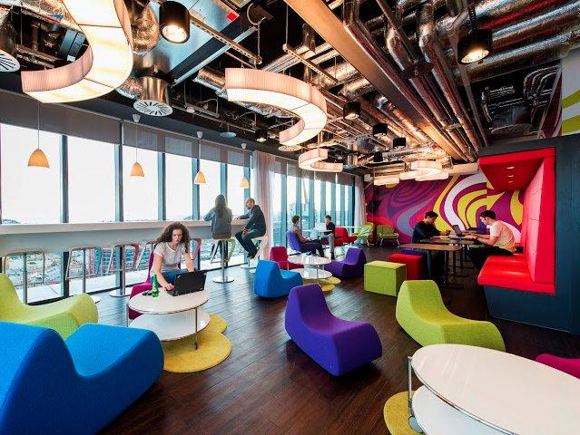 25 hình ảnh chứng tỏ Google đúng là nơi làm việc trong mơ - Ảnh 4.