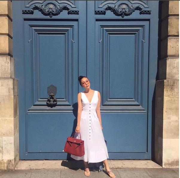 Từ một blogger thời trang, cô nàng trở thành phu nhân tỷ phú hào hoa chỉ sau một bữa tiệc - Ảnh 4.