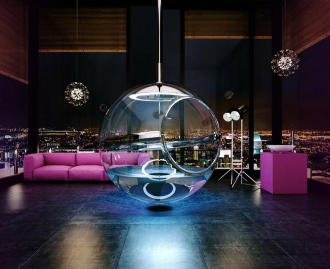 16 thiết kế bồn tắm khơi dậy cảm hứng ngay từ cái nhìn đầu tiên - Ảnh 7.