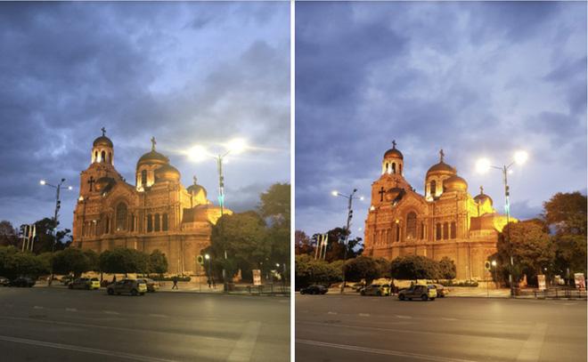 So tài tính năng chụp ảnh thiếu sáng giữa Galaxy Note 8 và iPhone 8 Plus - Ảnh 4.