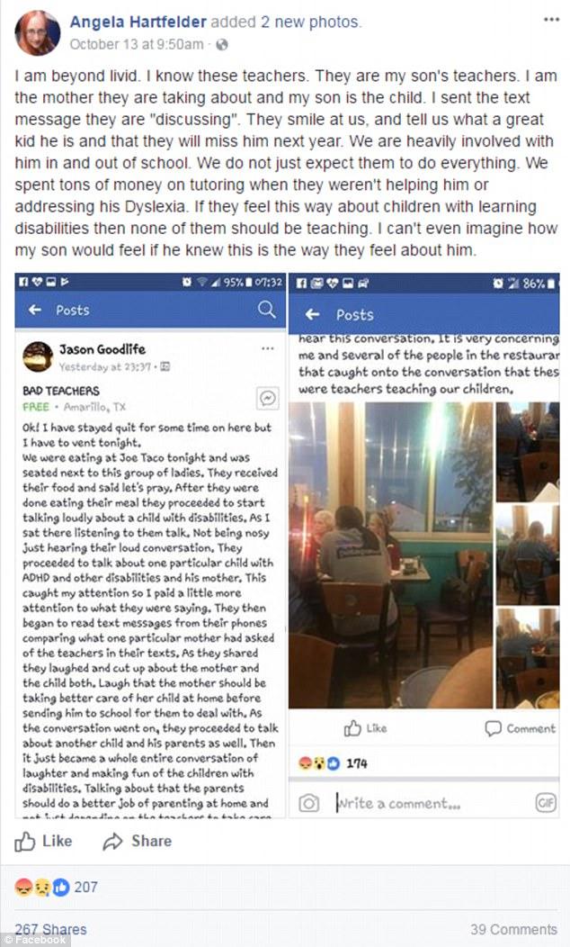 Từ Facebook người lạ, mẹ cay đắng đọc từng lời chế giễu vô cảm, cay độc mà giáo viên dành cho con mình - Ảnh 4.