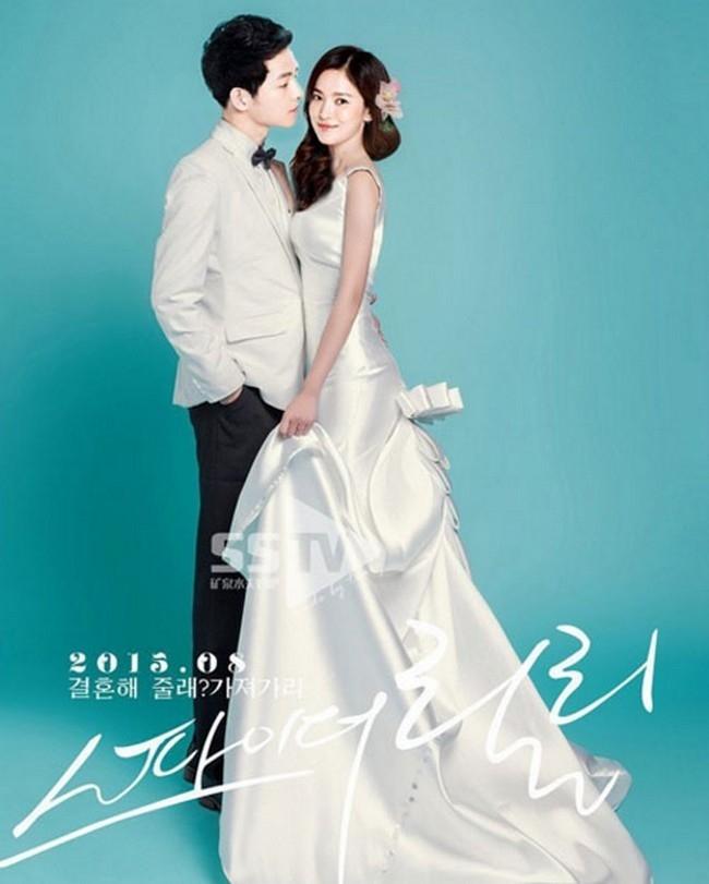 Chưa kết hôn, Song - Song đã có bộ ảnh cưới và album ảnh gia đình bên quý tử đầu lòng không thể chất hơn! - Ảnh 5.