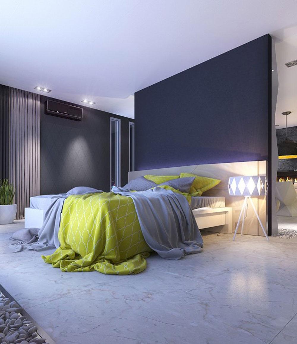 14 mẫu phòng ngủ rộng rãi dành cho người yêu kiến trúc - Ảnh 7.