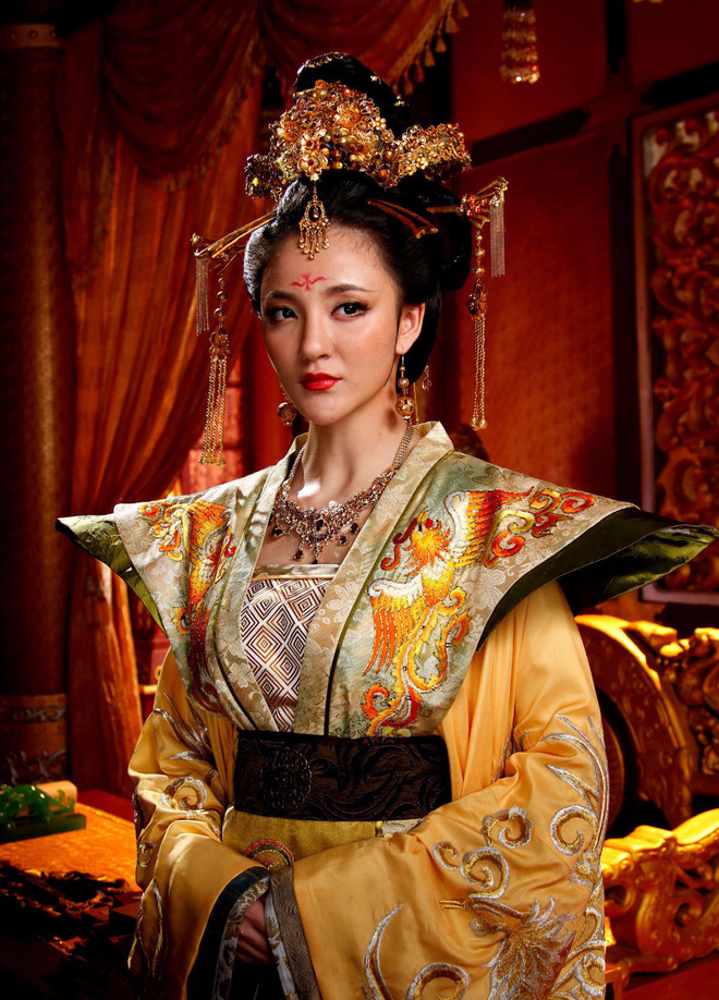 Hoàng hậu xinh đẹp mà vô đạo bậc nhất Trung Hoa xưa: Vu oan em gái để cướp ngôi, ngoại tình với thái giám, hãm hại vua - Ảnh 4.