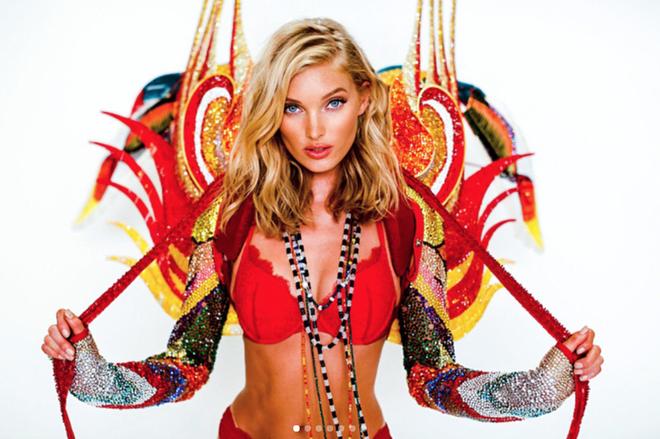 Rò rỉ những thiết kế Victorias Secret bắt tay cùng Balmain khiến dân tình ngày càng mong ngóng - Ảnh 4.