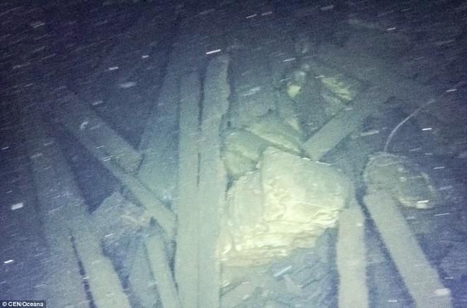 Tìm thấy xác tàu Titanic Chile bí ẩn sau 95 năm mất tích dưới đáy biển - Ảnh 4.
