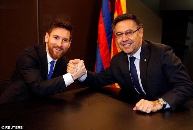 500.000 bảng/tuần vẫn ít so với tầm vóc của Messi - Ảnh 4.