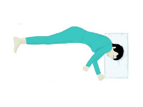 6 tư thế ngủ bật mí tính cách và cảnh báo sức khỏe: Bạn là kiểu số mấy? - Ảnh 4.