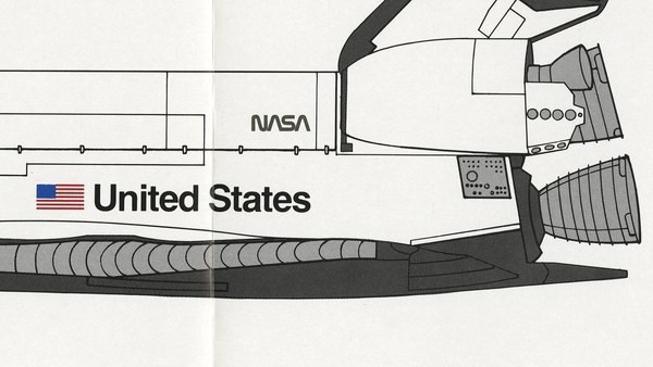 Câu chuyện thăng trầm đằng sau biểu tượng con sâu ít người biết của NASA - Ảnh 4.