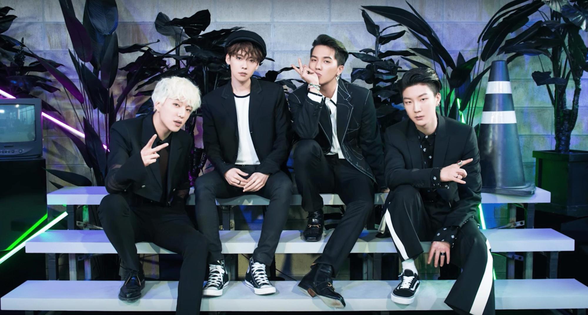 Tổng kết Kpop 2017: