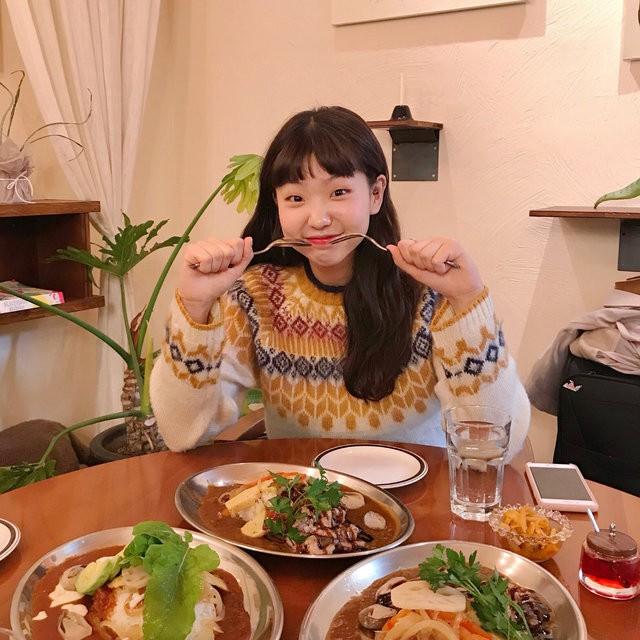 Cô bạn Hàn Quốc xinh xắn chứng minh mắt một mí vẫn thừa dễ thương! - Ảnh 6.