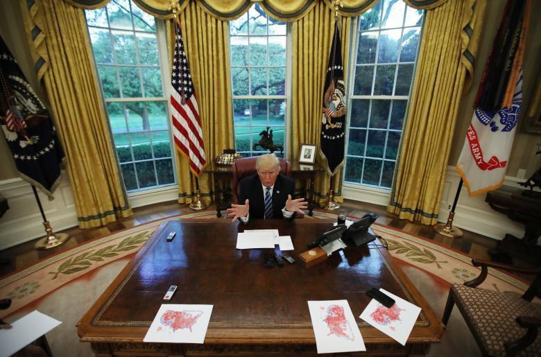 Những bức ảnh ấn tượng nhất năm 2017 được tờ Reuters bình chọn - Ảnh 32.