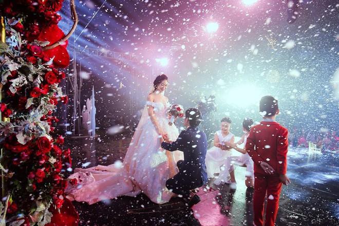 10 đám cưới Việt trong năm 2017 không phải của sao showbiz nhưng cực kỳ xa hoa khiến MXH nô nức chỉ dám nhìn không dám ước - Ảnh 35.