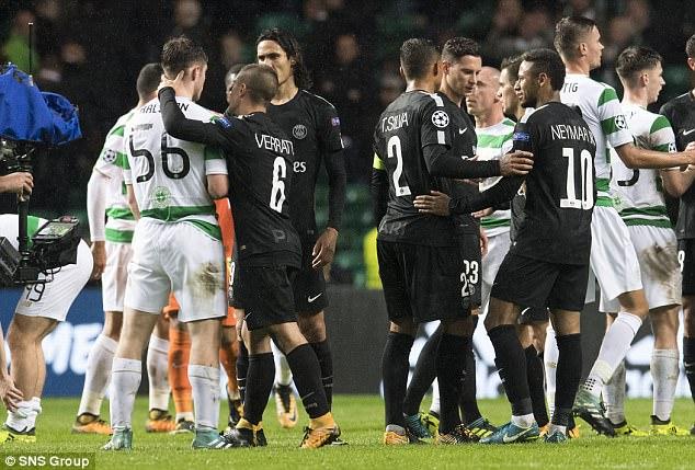 Bị hậu vệ Celtic cười nhạo, Neymar phản ứng không ngờ - Ảnh 5.