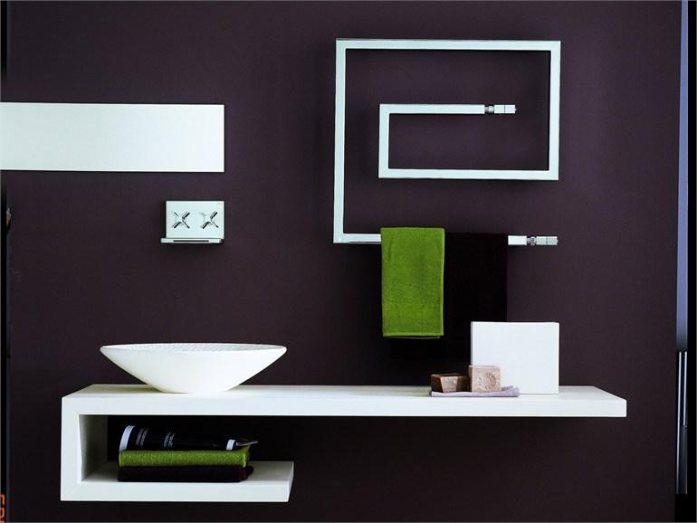 15 phòng tắm với phong cách tối giản mà vẫn cuốn hút - Ảnh 9.
