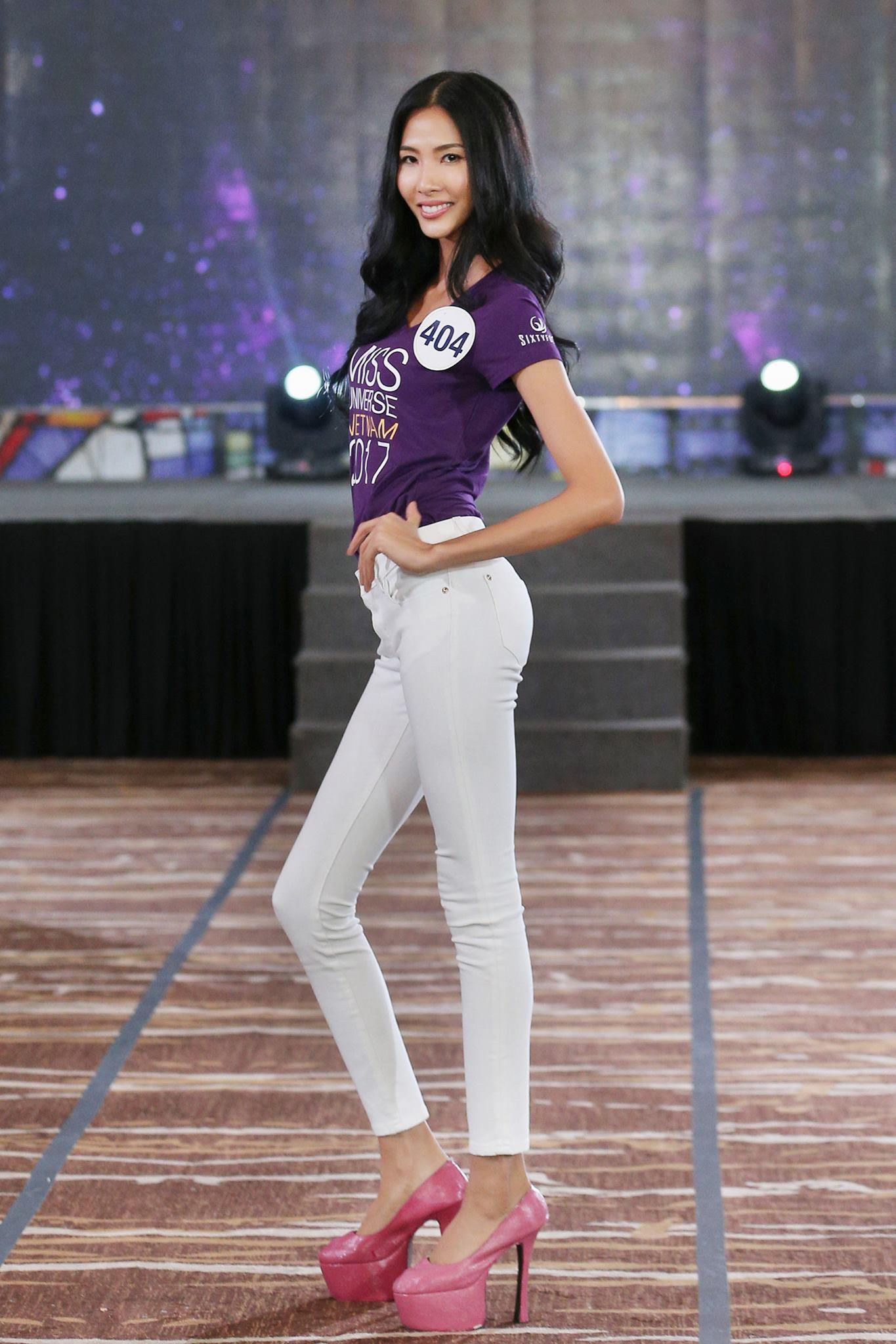 """Hoàng Thùy thua thử thách catwalk tại HHHVVN: """"Chị Phạm Hương có cách đánh giá khác nên tôi không hối tiếc"""" - Ảnh 2."""