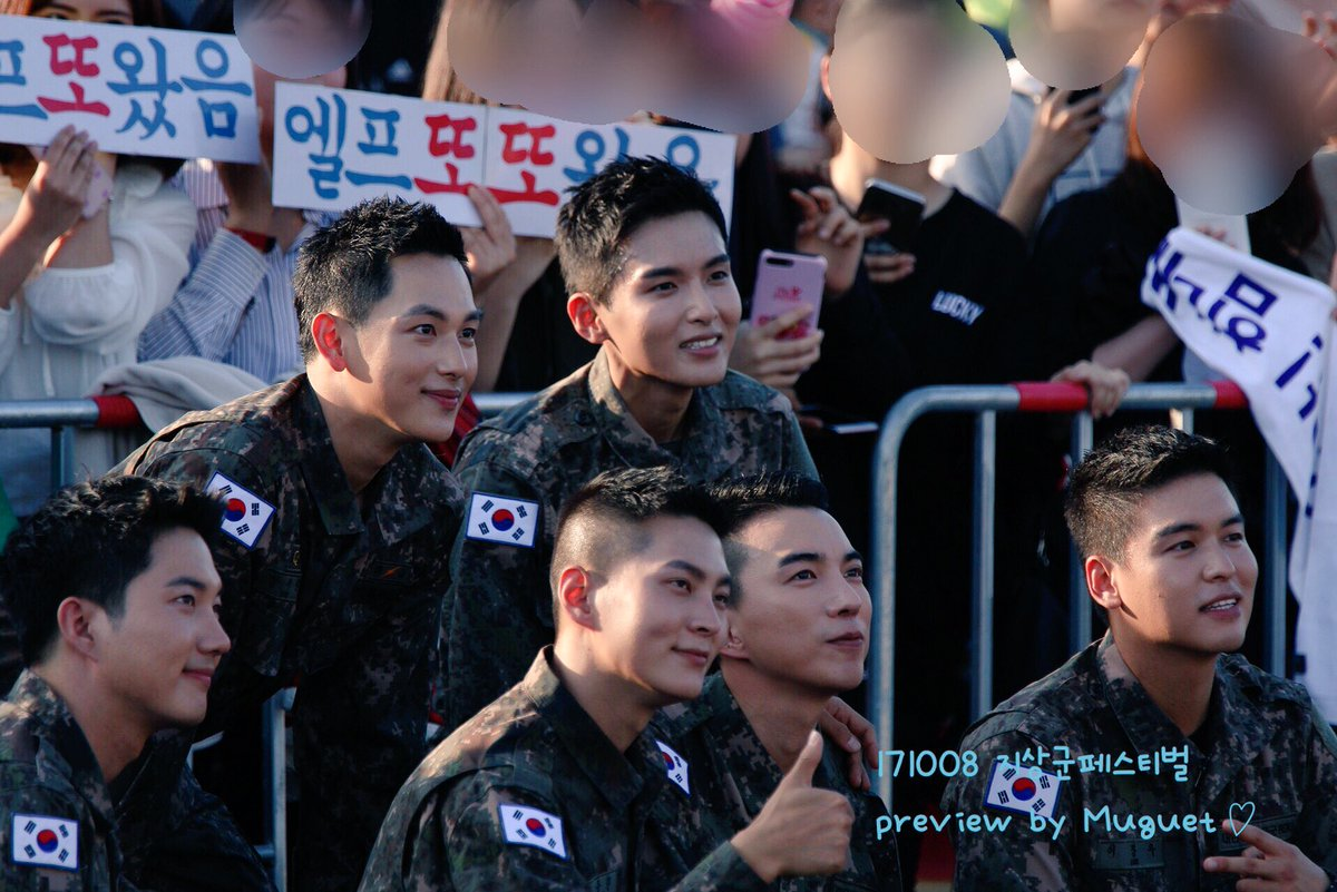 Biệt đội mỹ nam hàng đầu xứ Hàn trong quân ngũ thành hiện tượng vì đẹp hơn cả Hậu duệ mặt trời - Ảnh 5.