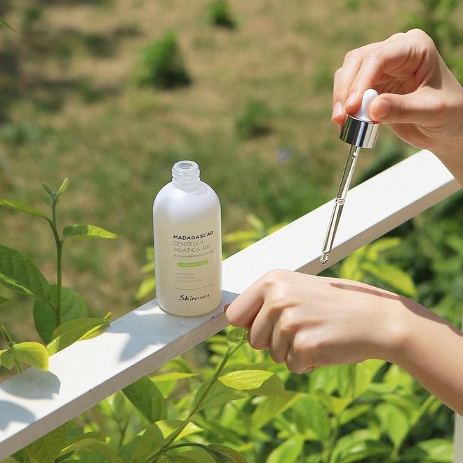 Hội mê làm đẹp nên update ngay: loại ampoule rau má trị mụn và làm mờ thâm đang được con gái Việt thi nhau mua - Ảnh 6.